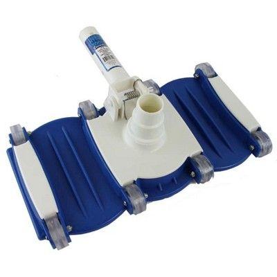 Swimline Hydrotools Weighted Flex Vacuum Vac Head Swimming Pool And Spa Cleaner Swimming Pool Cleaners Swimming Pool Vacuum Swimline