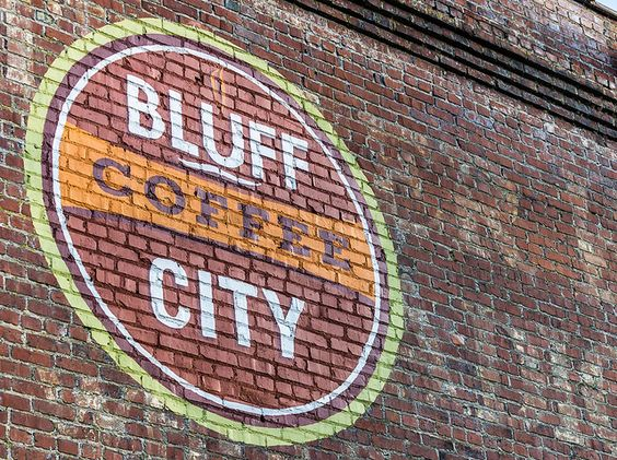 bluff city coffee by Jeremy Sorrells, via Flickr