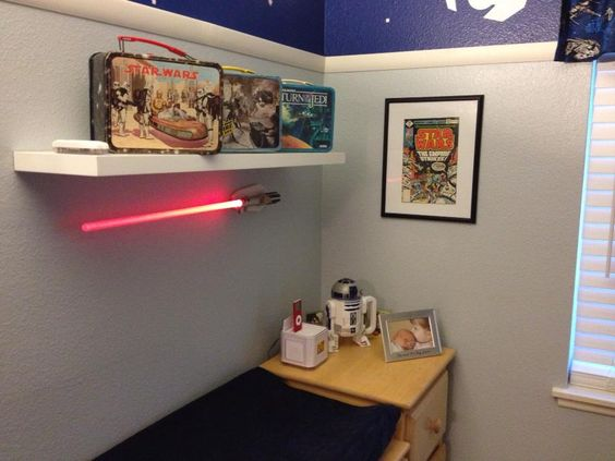 Wall Hung Lightsaber : The o jays, Lunch boxes and Baseball on Pinterest