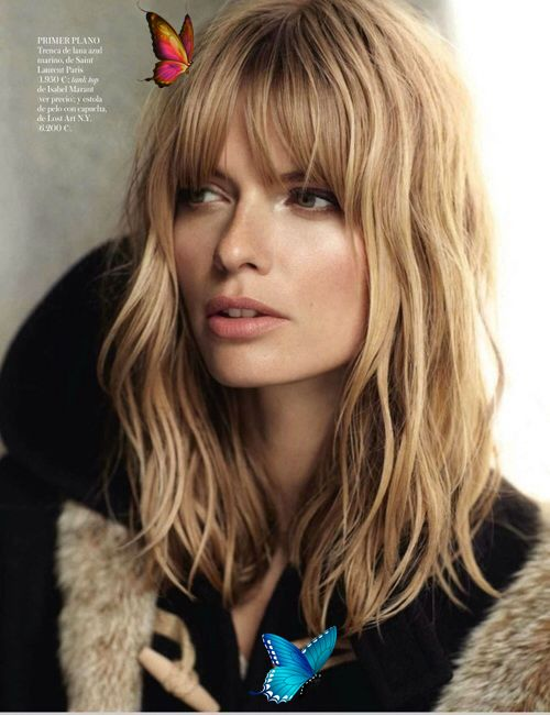 Hairstyles Talk The Lob Vs The Extra Long Hair 2014 Hair Trends Lob 1 Br Not Long After I Did This Post Everyo In 2020 Hair Lengths Hairstyles With Bangs Hair Styles