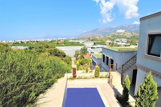 Newly Built Modern Turkey Property In Kargicak
