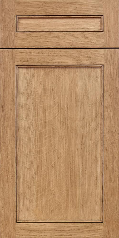 Our Cascade door shown in our newly launched Quarter Sawn White Oak with a natural stain to bring out the unique beauty of the specie and finished u2026 & Our Cascade door shown in our newly launched Quarter Sawn White ... pezcame.com