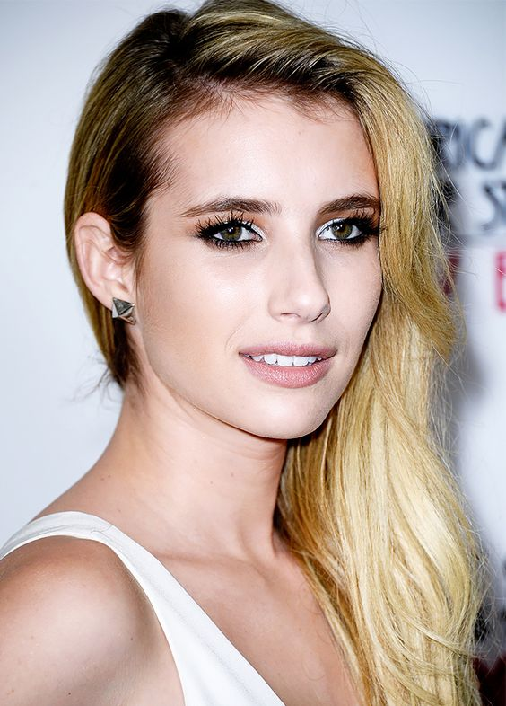 Happy Birthday, Emma Roberts! Her Best Beauty Moments, Ever via @ByrdieBeauty:
