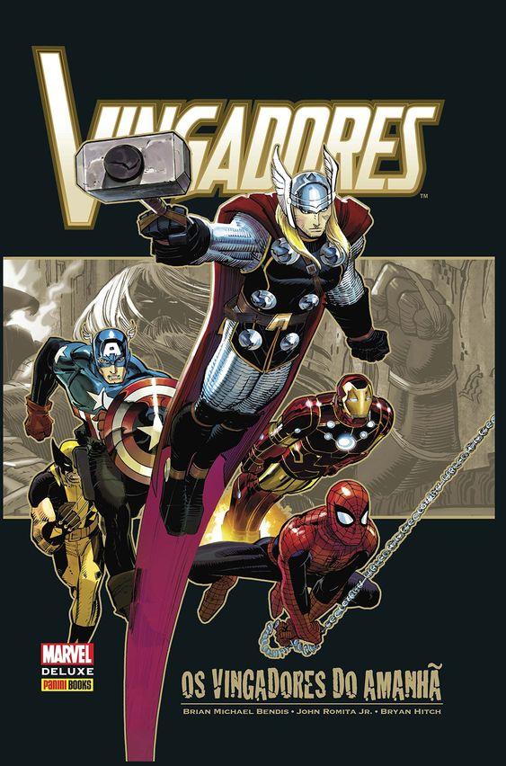 Vingadores: Os Vingadores do Amanhã
