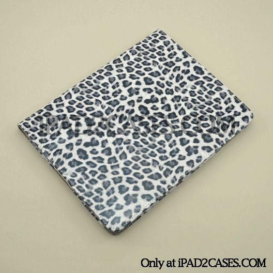 The LeopardCase for the iPad 2 in SnowLeopard color!
