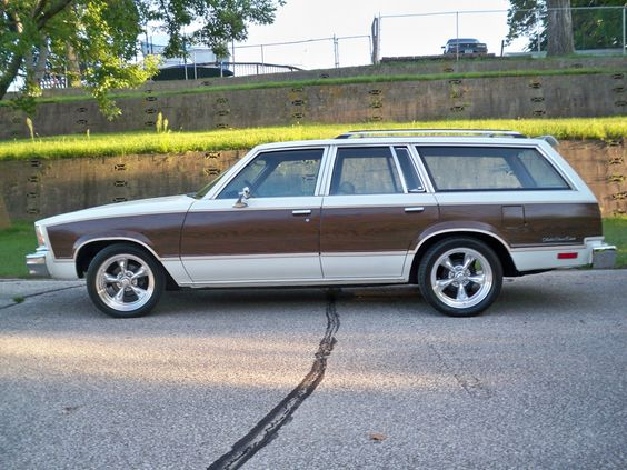 '78 Chevrolet Malibu Estate Wagon