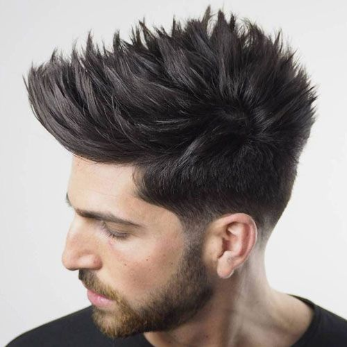 45 Best Spiky Hairstyles For Men 2020 Guide Mens Hairstyles Short Mens Hairstyles Medium Spiky Hair