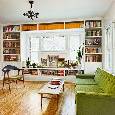 Trendy Comfy Living Room
