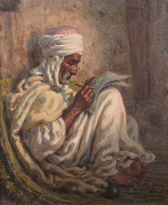 Étienne Dinet - Le Vieil écrivain traditionaliste du désert