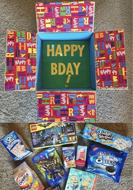 Newest Free Birthday Gifts For Boys Thoughts Birthday Care