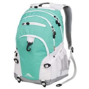 Find the High Sierra Loop Backpack - Aquamarine/White/Ash by High Sierra at Mills Fleet Farm.  Mills has low prices and…