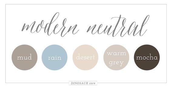neutral color scheme - #neutral #mud #rain #desert #warm grey #mocha #modern #colesconceptsto