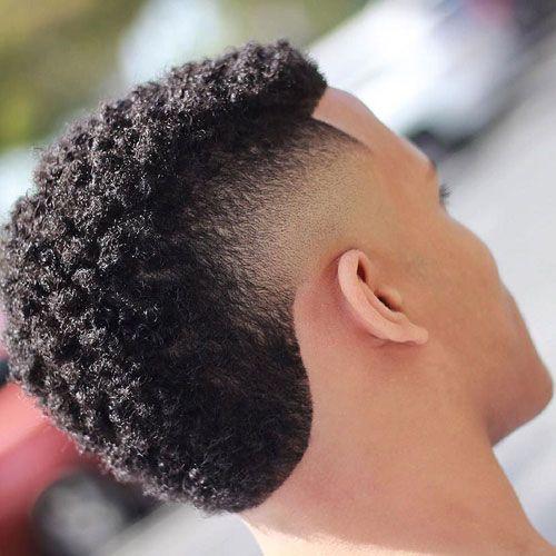 27 Burst Fade Haircuts 2020 Guide Mohawk Hairstyles Men Fade Haircut Long Hair Styles Men