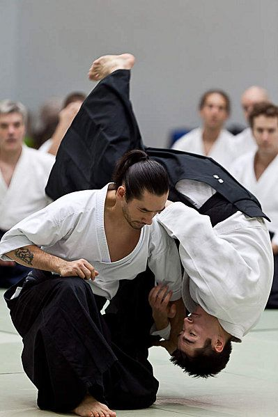 Why Aikido is so difficult | MartialTalk.Com - Friendly ...