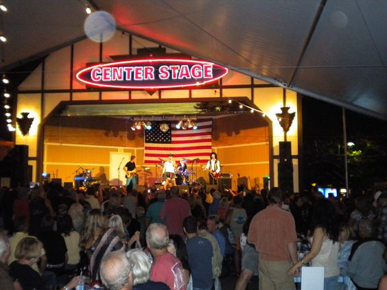 Summer Concerts - Weekends May - Labor Day weekend!