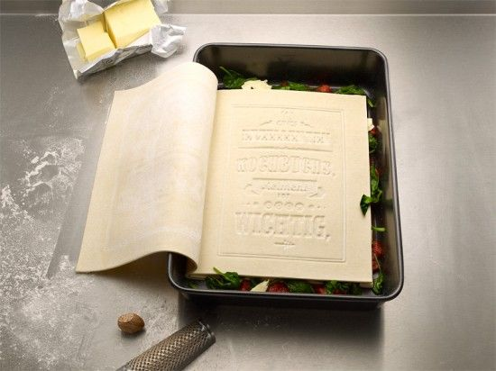 #food La palabra clave es lasagna.