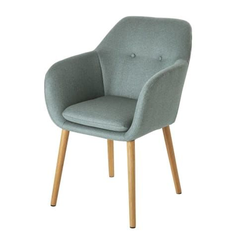 Skandinavischer Stuhl Altrosa Samtbezug In 2020 Vintage Sessel Gruner Sessel Armlehnen