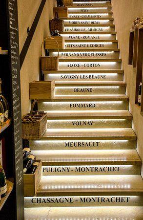 Cave A Vin Sous Escalier Luxe Le Superbe Escalier De La Cave