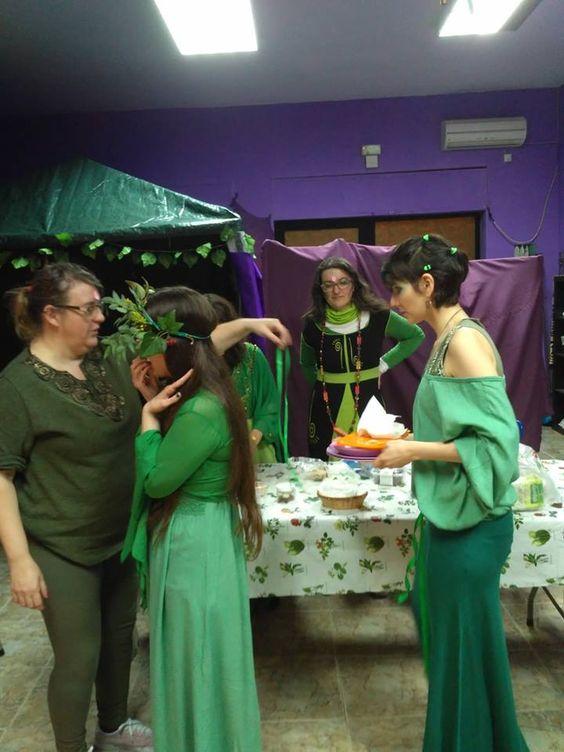 Ritual de Ostara 2018