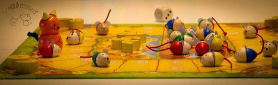 """Mit """"Viva Topo"""" tanzen die Mäuse auf dem Tisch! Und mit etwas Glück auch bei euch..."""