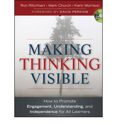 A proven program for enhancing students' thinking and comprehension abilities Visible Thinking is a research-based approach to teaching thinking, begun at Harvard's Project Zero, that develops students' thinking dispositions, while at the same time deepening their understanding of the topics they study.