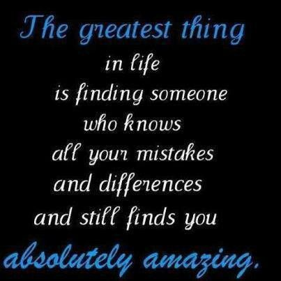 Find that someone :)