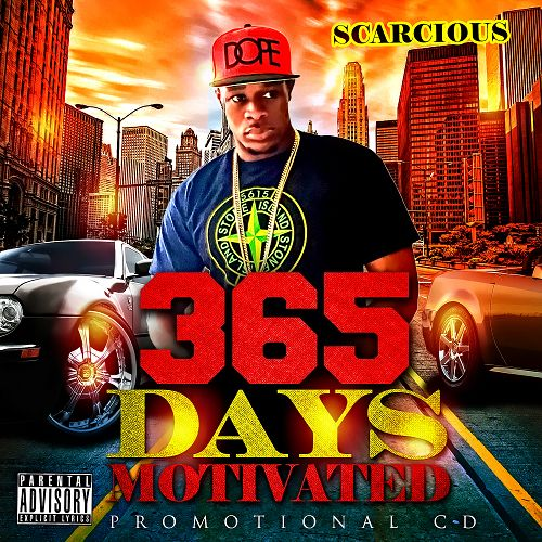 Scarcious  365 Days Motivated