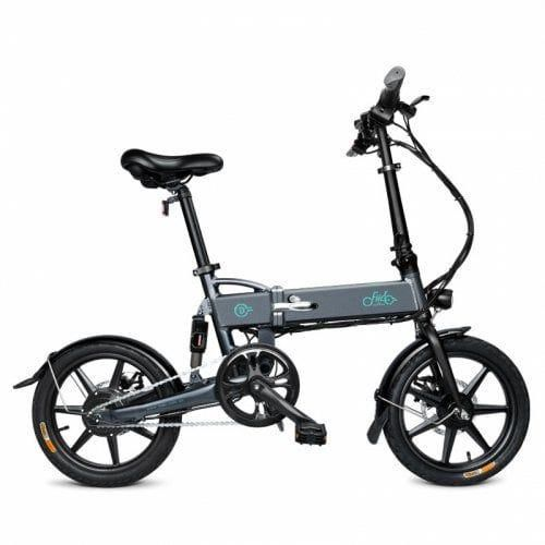 Fiido D2 16 Inch Folding Electric Bicycle Gearbest Electric