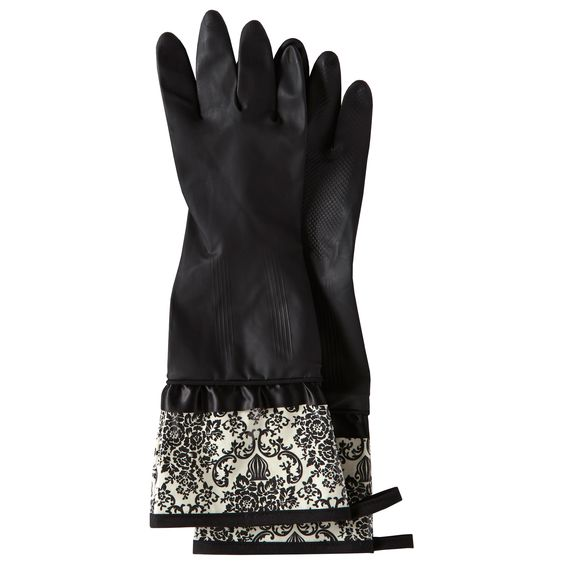 Jessie Steele Rubber Gloves Cream