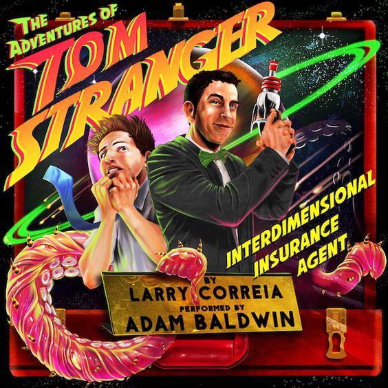 The Adventures of Tom Stranger, Interdimensional Insurance Agent