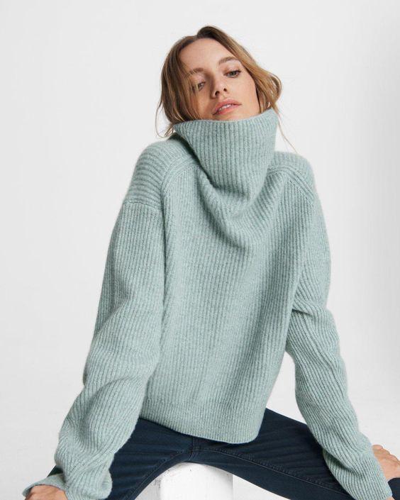 SAKS最受欢迎百分百羊绒衫本季最低价低至$39.99!