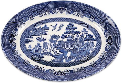 Blue Willow Dinnerware And Serveware Collection Blue Willow China Blue Willow Blue Willow China Pattern