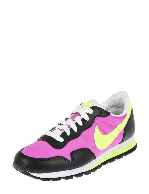 Trendy Nike metro plus cl meiden sneaker (Meerdere kleuren) Kinderen sneakers van het merk Nike. Uitgevoerd in Meerdere kleuren verkrijgbaar in de maten 37.5,.
