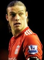 Liverpool career stats for Andy Carroll - LFChistory - Stats galore for Liverpool FC!