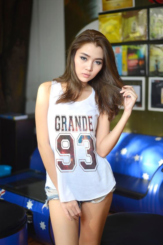 Ariana Grande Tank Top For Teen Teenage Girls Teenager