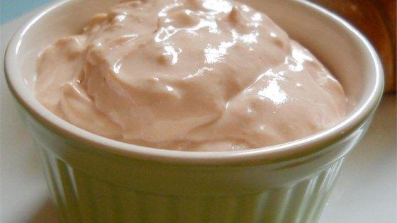 Ketchup Dip Recipe Recipes Sour Cream Dip Chip Dip Recipes