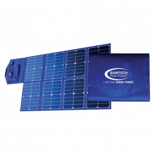 Baintech 120w Folding Solar Blanket Caravan Rv Featured Sales Solar Alternative Power Sources Caravan