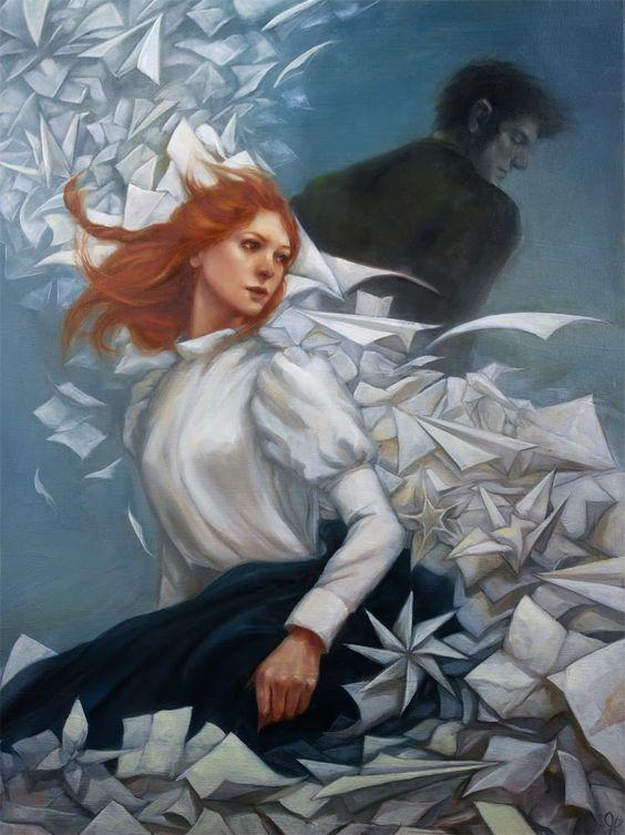 The Paper Magician: fantastic book series