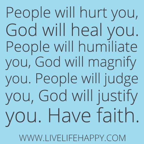 Faith, Always