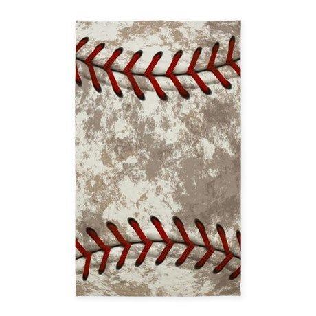 Elegant Baseball Bathroom Rug Baseball Texture Area Rug Rugs Baseball And Area Rugs  .