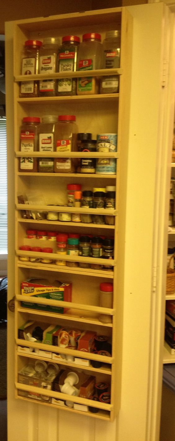 pantry doors pantry door rack and james d 39 arcy on pinterest. Black Bedroom Furniture Sets. Home Design Ideas