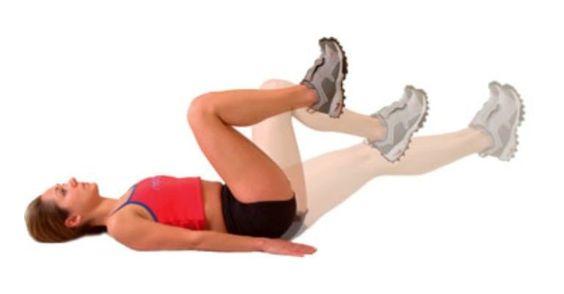 3 exercices simples pour éliminer les douleurs des lombaires et renforcer les muscles du bas du dos.