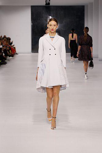 Love a ladylike coat