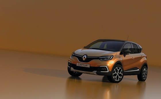 2018 Renault Captur Revealed Carros