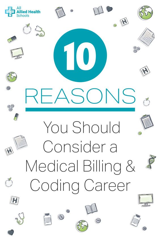 10 Reasons You Should Consider A Medical Billing And Coding Career Medical Billing And Coding Billing And Coding Job Interview Quotes