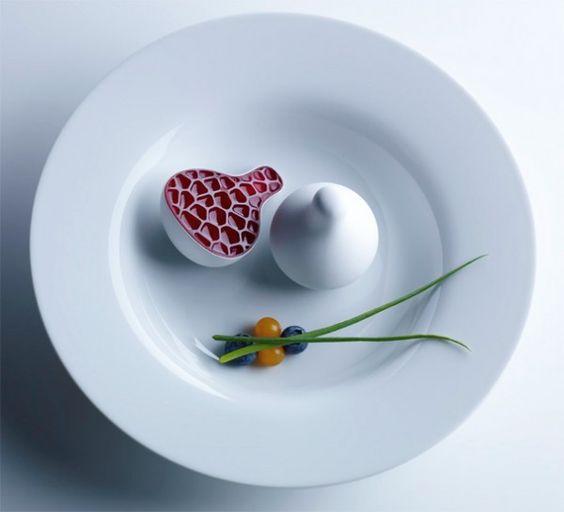 Molecular Gastronomy - so cool:
