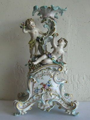 "28"" porcelain angel candle holders - Google Search"