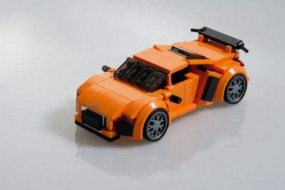 Vorsprung durch Technik | The Brothers Brick | LEGO Blog