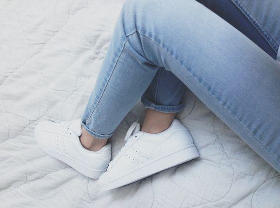 Seis dicas para limpar o tênis branco: