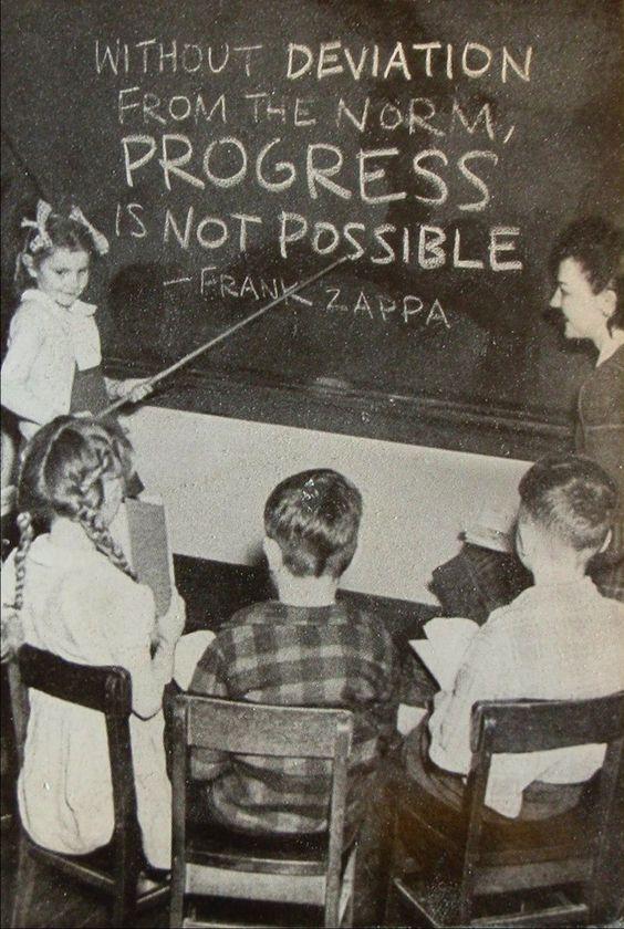 Zappa speaks!